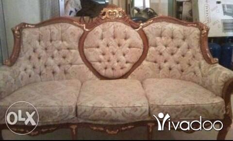 Sofas, Armchairs & Suites in Other - صالون ستيل 4 قطع للبيع