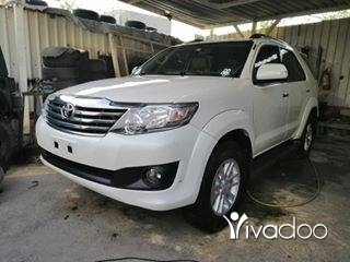 Toyota in Bouchrieh - Toyota fortuner v6 limited 2012