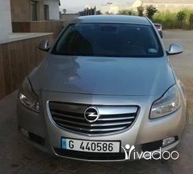 Opel in Tripoli - opel insignai