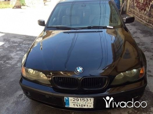 BMW in Bednayel - 33o nyou boy model 2003