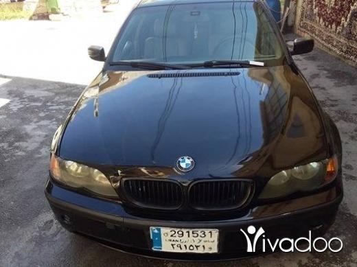 BMW dans Bednayel - 33o nyou boy model 2003