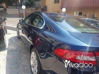Jaguar in Nahr Ibrahim - Jaguar 2011 jdid siyara wala doalrr
