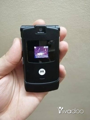 Motorola in Other - Motorola V3 black