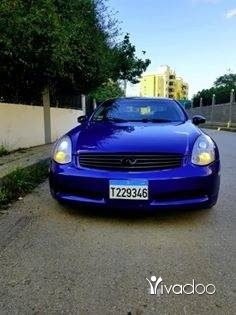Infiniti in Tripoli - For sale infinity g35 model 2004