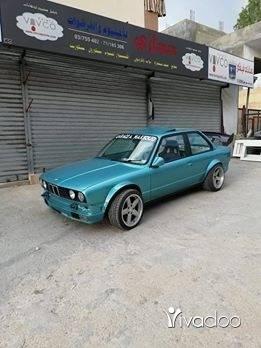 BMW in Hasbaya - e30 drift car