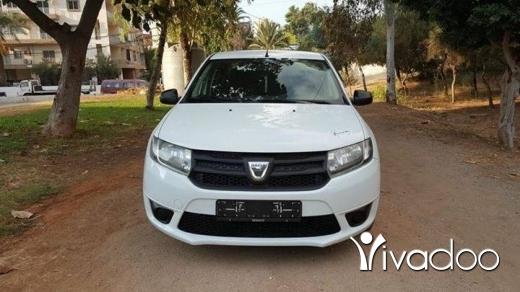 Dacia in Beirut City - داسيا موديل ٢٠١٤