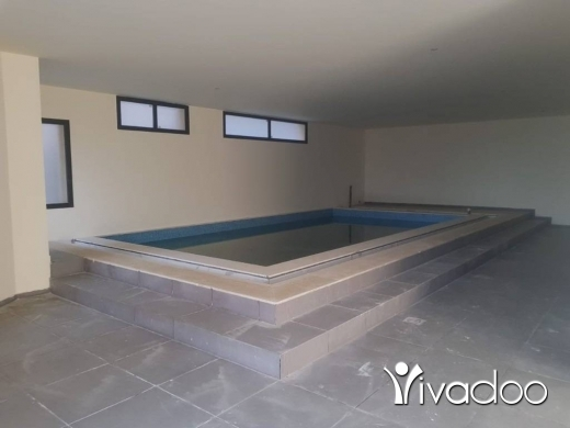 Apartments in Sehayleh - A 187 m2 apartment with a garden and pool having an open sea view for sale in Sehayli