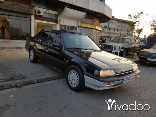 Honda in Tripoli - Honda accord model 87