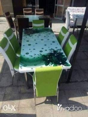 Dining Tables & Chairs in Other - طاولات سفرة جميع الالوان وجميع مديلات
