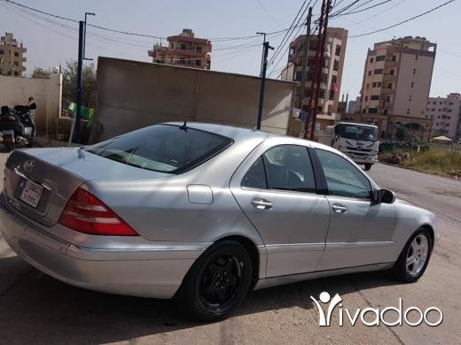 Mercedes-Benz in Abou Samra - s 230 mercedes