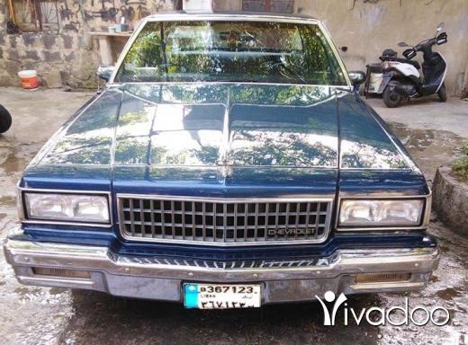 Chevrolet in Tal Bireh - عشاق الكابريس سيارة شفروليه كابريس خارقة النظافة سيارة بيت