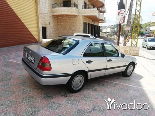 Mercedes-Benz in Nabatyeh - Mercedes C.200 model 96 enkaz sayara ktir ndife moter vites ac mikankc top contact 03237206