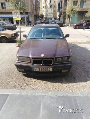 BMW in Beirut City - Bmw boy 325
