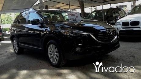 Mazda in Sin el-Fil - CX9 black/black 2014 grand Turing