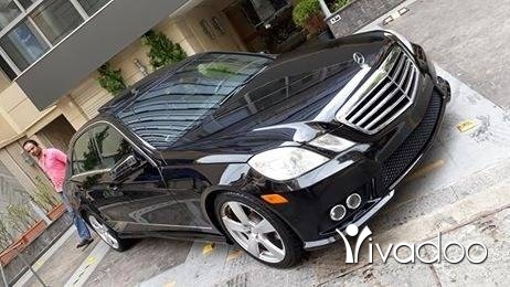 Mercedes-Benz in Other - E350 MODEL 2010 CLEAN CAR FAX LOOK AMG BLACK