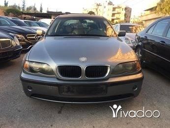 BMW in Majd Laya - 325i mod 2003 kayen full option