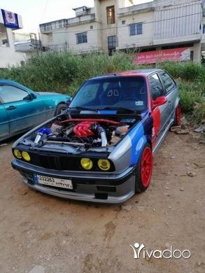 BMW in Zahleh - e30 turbo model 1987