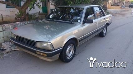 Peugeot in Taalabaya - بيجو 505 موديل ال87 انقاض 2019