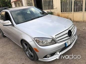 Mercedes-Benz in Tripoli - mersedes c300 2008 fool