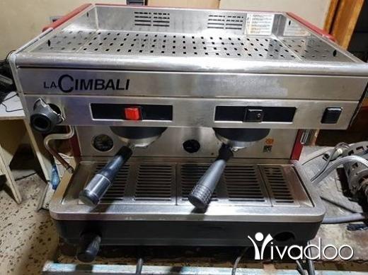 Coffee Machines in Minieh - مكنه قهوه اكسبرس شمبلي ايطاليه la cimblai