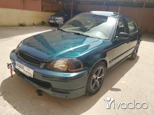 Honda in Other - للبيع او بدل. Honda civic 98