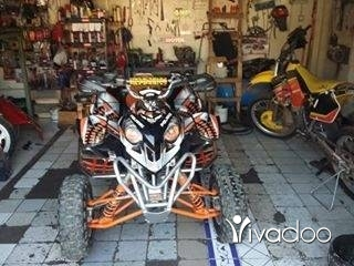 Other Motorbikes in Other - A Very Clean Atv Raptor Polaris