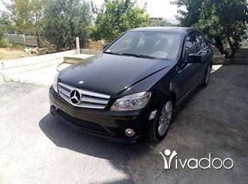 Mercedes-Benz in Berqayel - C300 2009