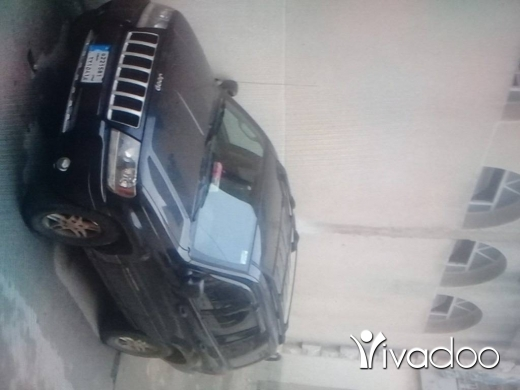 Jeep in Joun - نيو غراند٢٠٠٤ممتاز