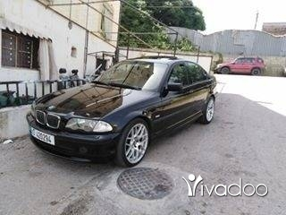 BMW in Kfar Remmane - bmw black