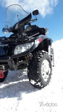 Other Motorbikes in Zgharta - ATV ARCTIC CAT 700cc
