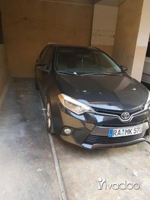 Toyota in Haret Hreik - LE corolla