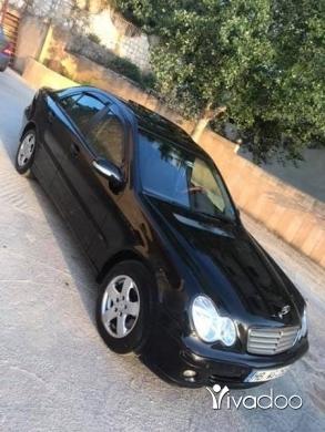 Mercedes-Benz in Deir Kanoun - مرسيدس c 200/2005 مصدرها الماني