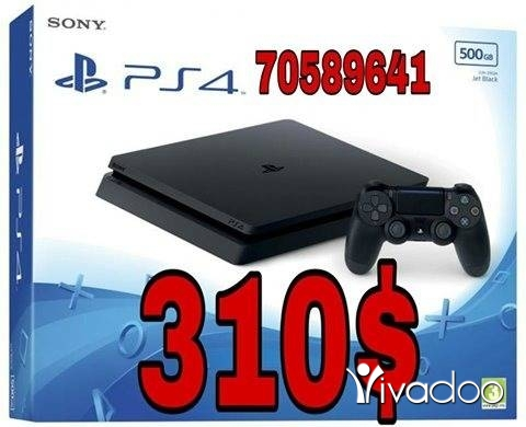 PS4 (Sony Playstation 4) in Other - Ps4 new (Original)