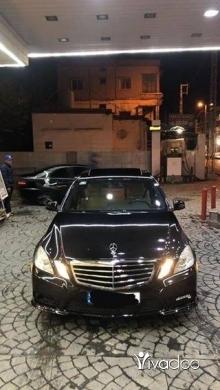 Mercedes-Benz in Zahleh - Mercedes Benz E350 2011