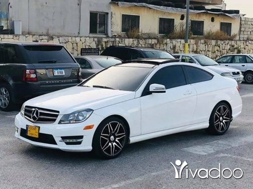 Mercedes-Benz in Jbeil - mercedes c250 2013 low milage full options like new for inf: 71010821