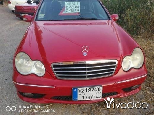Mercedes-Benz in Dbayeh - C230 model 2007 in excellent condition