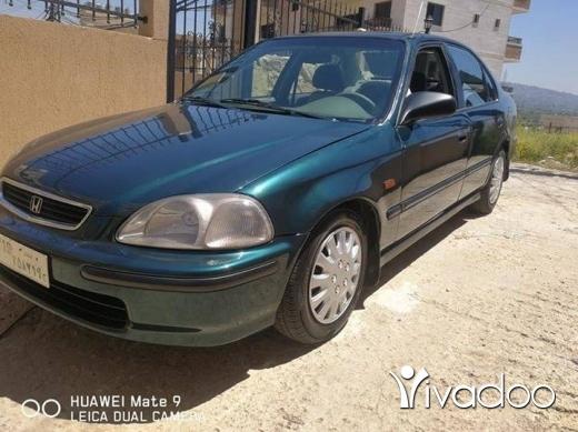 Honda in Dbayeh - Civic 1998 in good condition