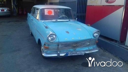 Opel in Beirut City - للبيع سياره قديمه عمرا 60 سنه أوبل ريكورد موديل 60 سياره دايرا و ماشيه ميكنيكا ممتيز على لفحص