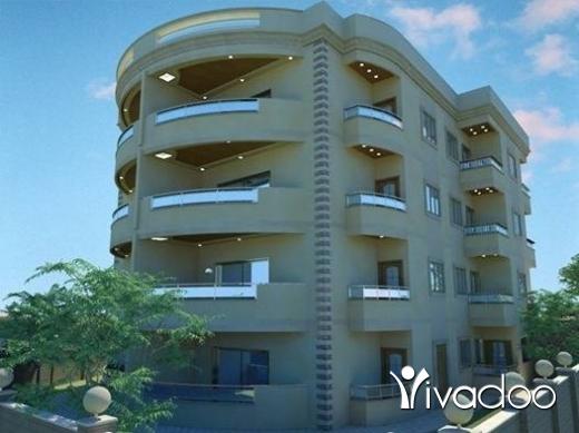 Apartments in Saida - مشروع ملاك السكني مغدوشة (شقق سكنية مفرزة للبيع مع سندات جاهزة)