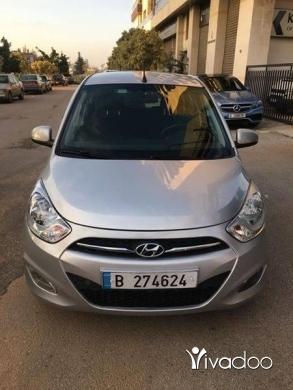 Hyundai in Hazmieh - Hyundai I10 2012 Full Options