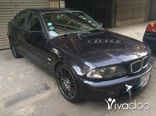 BMW in Tripoli - bmw 316 modele 99 tel: 03350135 no trade