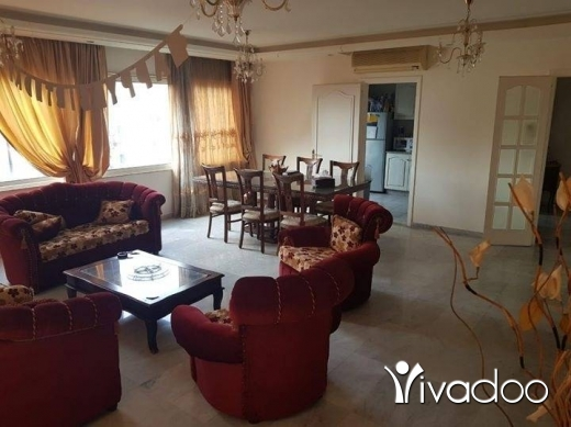 Apartments in Mar Elias - Furnished Apartment for rent in Mar Elias 03839151/03773830