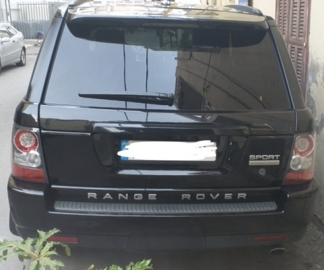 Rover in Furn el-Chebbak - Range rover sport super charge 2010 for sale
