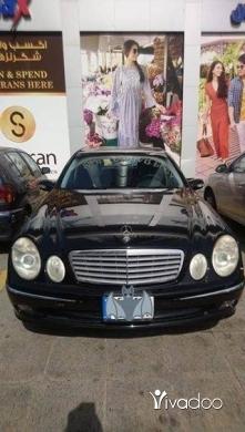 Mercedes-Benz in Beirut City - Mercedes 2004 E320Mobile 03225244