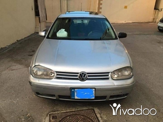 Volkswagen in Beirut City - GOLF 4 GLS 2001