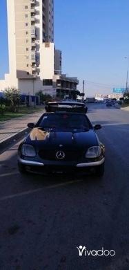 Mercedes-Benz in Tripoli - Slk ٢٣٠ موديل ٩٨ انقاض للبيع اوتوماتيك ٤ سيلندر للتواصل ٧٠٤٣٤٨٩٨