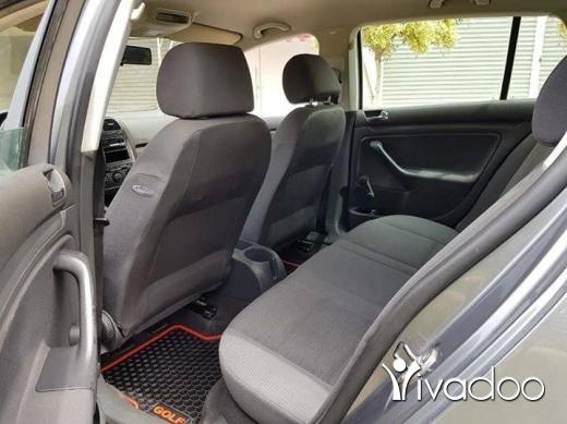 Volkswagen dans Beyrouth - GOLF 4