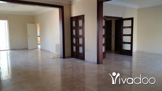 Apartments in Beirut City - For rent apartment in verdun