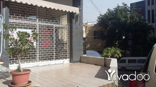 Commerce de détail dans Sioufi - Shop for rent in Ashrafieh Sioufi