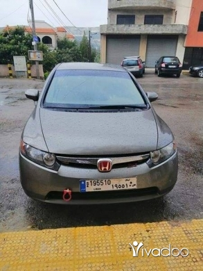 Honda in Nabatyeh - Honda civic hybrid